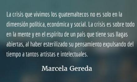 Literatura y poesía: una necesidad imprescindible. Marcela Gereda.