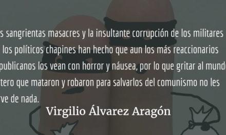 Falso nacionalismo y radicalismo espurio. Virgilio Álvarez Aragón.