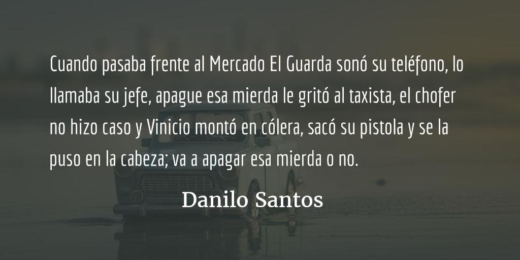 The Gossip Project. Danilo Santos.