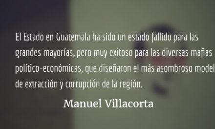Razones para creer en un mejor país. Manuel Villacorta.