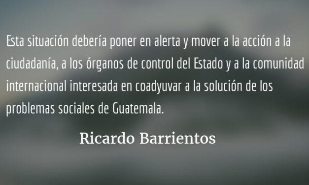 Debemos rescatar el Mides. Ricardo Barrientos.