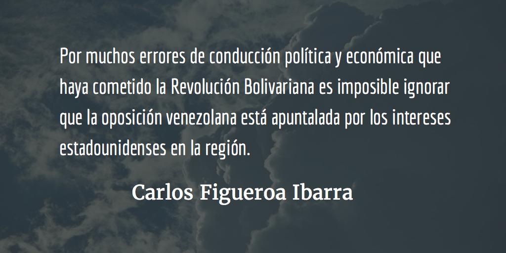 El imperialismo como tigre de papel. Carlos Figueroa Ibarra.