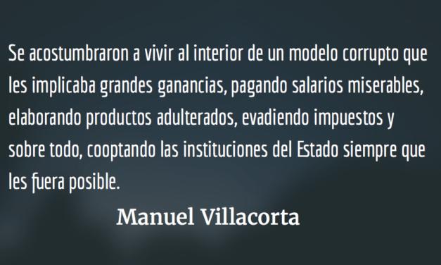 De un error fatal a la esperanza nacional. Manuel Villacorta.