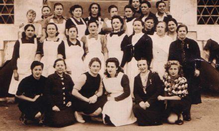 La corta vida de trece rosas. Lola Huete Machado.