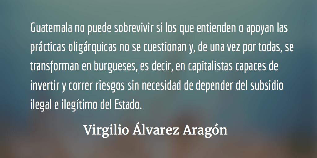 Sinibaldi y el fracaso de las derechas. Virgilio Álvarez Aragón.