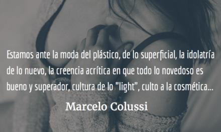 Cultura de la banalidad: pechos de silicona. Marcelo Colussi.