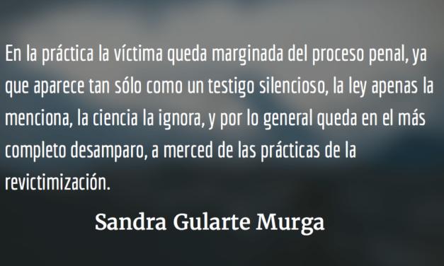 Un mundo desconocido: las víctimas invisibles de la trata de personas. Sandra Gularte Murga.