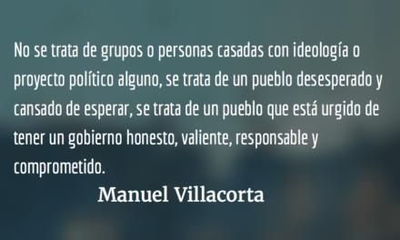 El derecho popular a una nueva Guatemala. Manuel Villacorta.