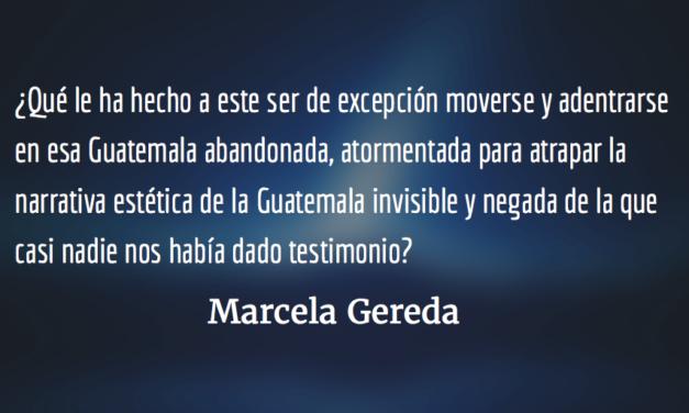 Daniel Chauche, el historiador y cronista visual. Marcela Gereda.