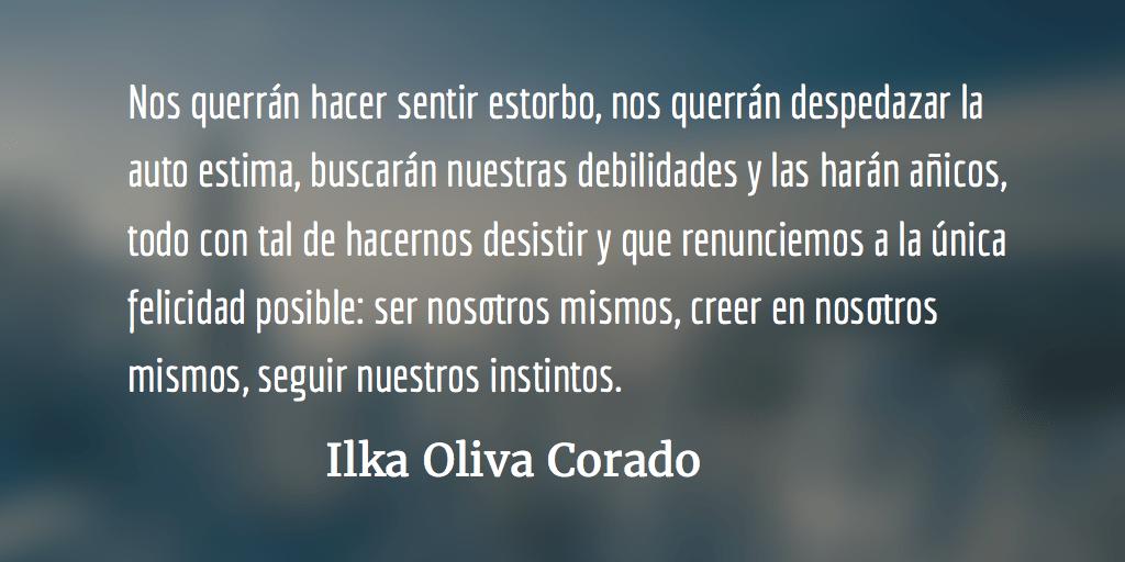 Inquebrantable. Ilka Oliva Corado.