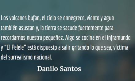"""El Pelele"". Danilo Santos."