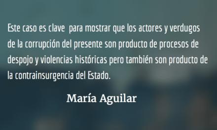 Los asesinos de Gerardi siguen gobernando Guatemala. María Aguilar.