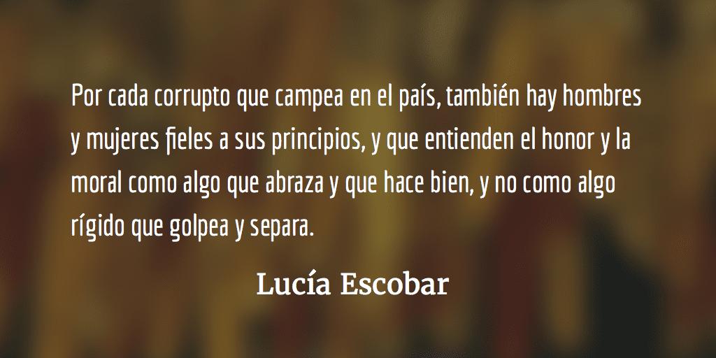 Un nuevo fin del mundo. Lucía Escobar.