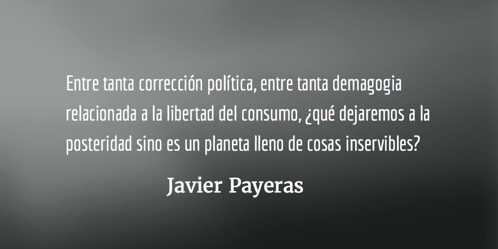 La era de los chunches. Javier Payeras.