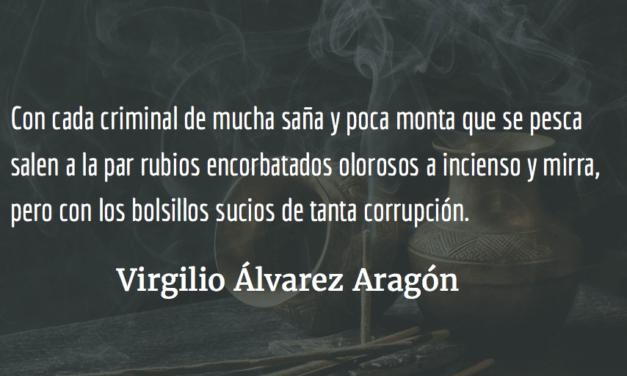 Los ministros del embajador. Virgilio Álvarez Aragón.