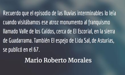 El 67 y sus alrededores. Mario Roberto Morales.