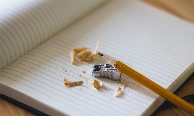 Sobre el arte de escribir (boceto a medio terminar). Rolando Enrique Rosales Murga.