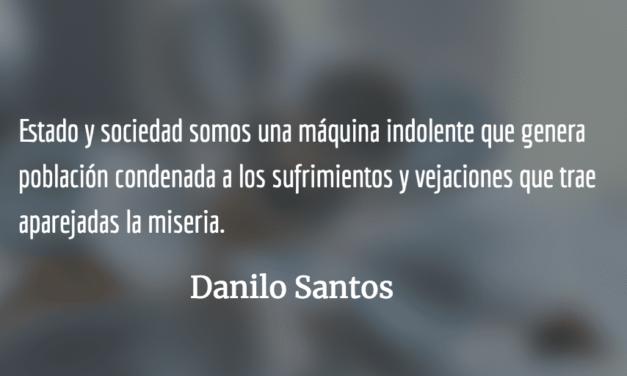 Niñas NO MADRES. Danilo Santos.