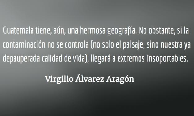 Suicidio colectivo. Virgilio Álvarez Aragón.