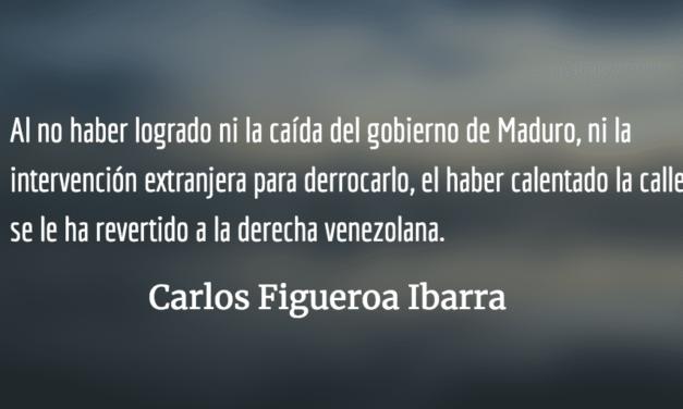 Venezuela, tercera victoria. Carlos Figueroa Ibarra.