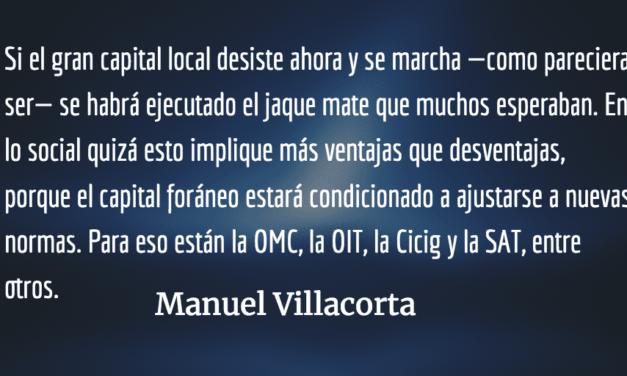 El conservador que visualizó el futuro. Manuel Villacorta.