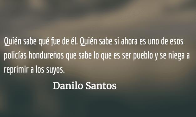 Elián venía de Honduras. Danilo Santos.