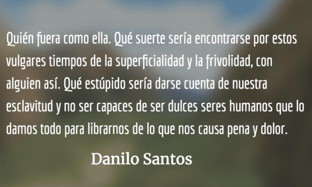 Momo. Danilo Santos.