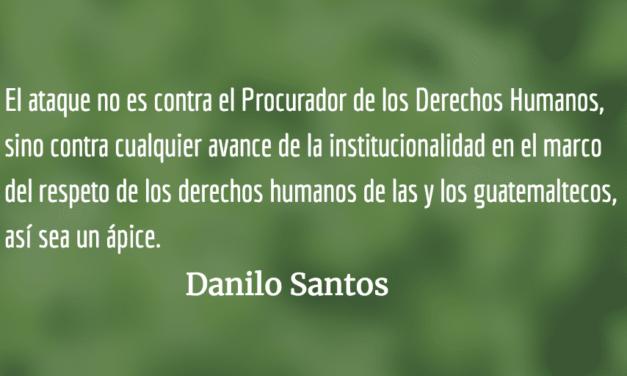 El manual de las gónadas. Danilo Santos.