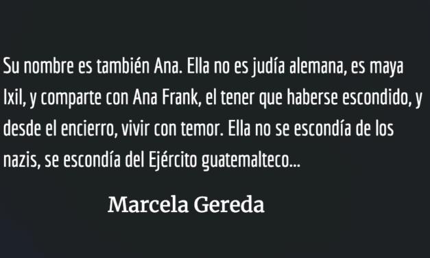 Encarar la historia. Marcela Gereda.