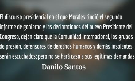 Luis Alfredo Arango tenía razón. Danilo Santos.