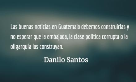 La épica de la democracia 2.0.  Danilo Santos.