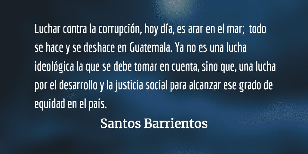Justicia Social: una mirada hacia la equidad. Santos Barrientos.