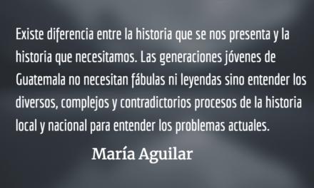 Museo de Historia de Quetzaltenango. María Aguilar.