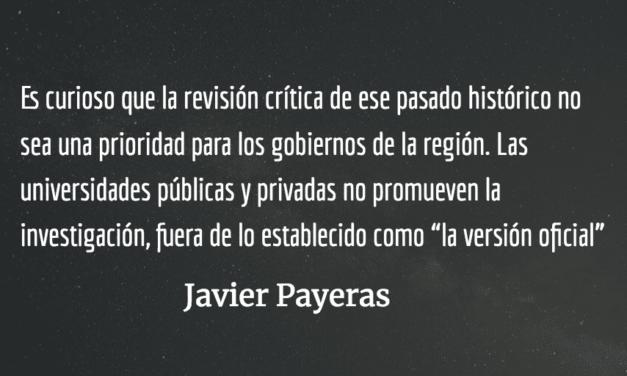 Héroes. Javier Payeras.