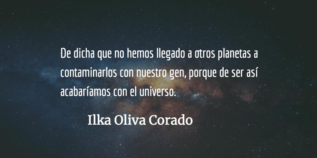 El racismo como ADN de la humanidad. Ilka Oliva Corado.