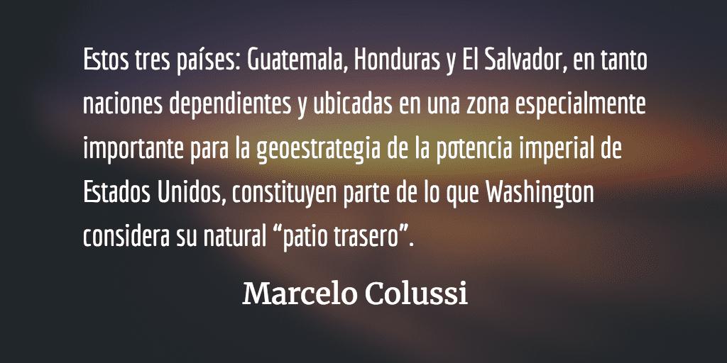 Alianza para la Prosperidad en Centroamérica: ¡ninguna prosperidad! Marcelo Colussi