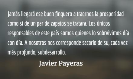 El cuarto de la muchacha. Javier Payeras.