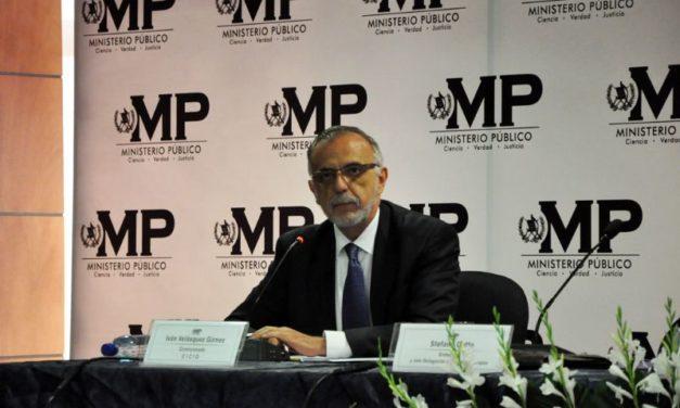 """""""CICIG parte de una hipótesis: hay una captura total del Estado"""": Iván Velásquez"""
