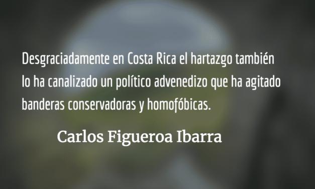 Costa Rica, elecciones atribuladas. Carlos Figueroa Ibarra.