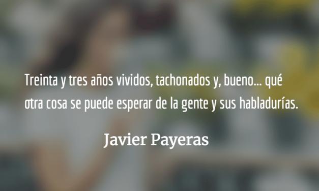 Ella. Javier Payeras.