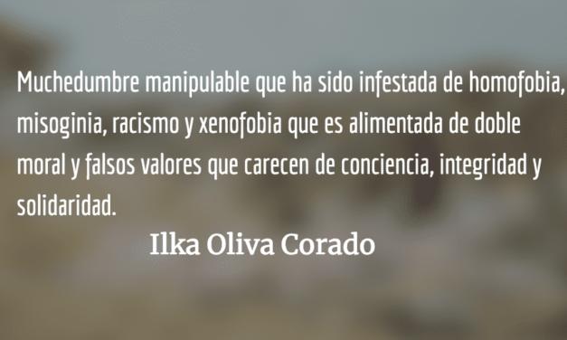 Sociedades en decadencia. Ilka Oliva Corado.