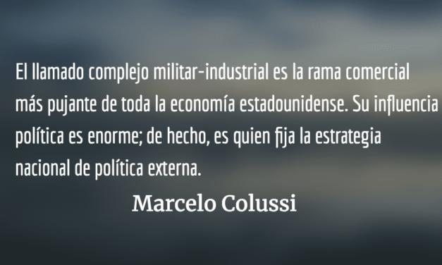 Estados Unidos: país de Rambos. Marcelo Colussi.