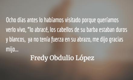 El libro que jamás terminé… (en memoria de mi padre Roberto López). Fredy Obdulio López.
