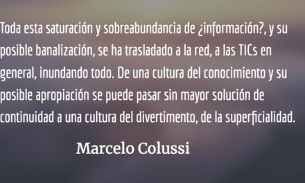 Redes sociales e ideología. Marcelo Colussi.