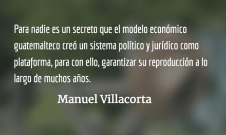 Capital y trabajo: El pacto que nos urge. Manuel Villacorta.