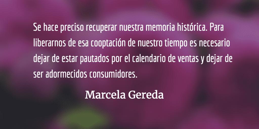 Cooptación de nuestro tiempo. Marcela Gereda.