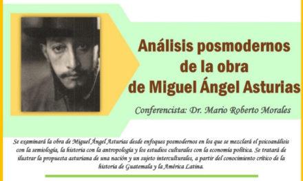 Análisis posmodernos de la obra de Miguel Ángel Asturias