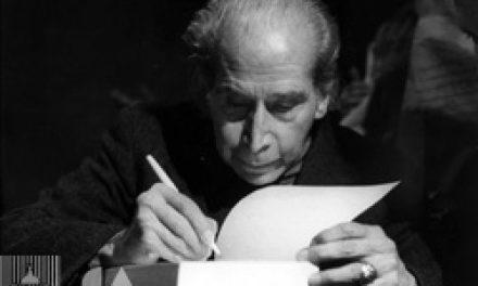 La UNAM resguardará el archivo personal de Luis Cardoza y Aragón