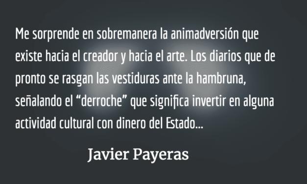 Estas latitudes. Javier Payeras.