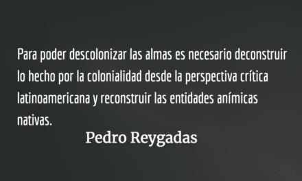 """Veinte tesis sobre el """"alma"""" nativa de Abya Yala: una lectura discursiva decolonial. Pedro Reygadas."""